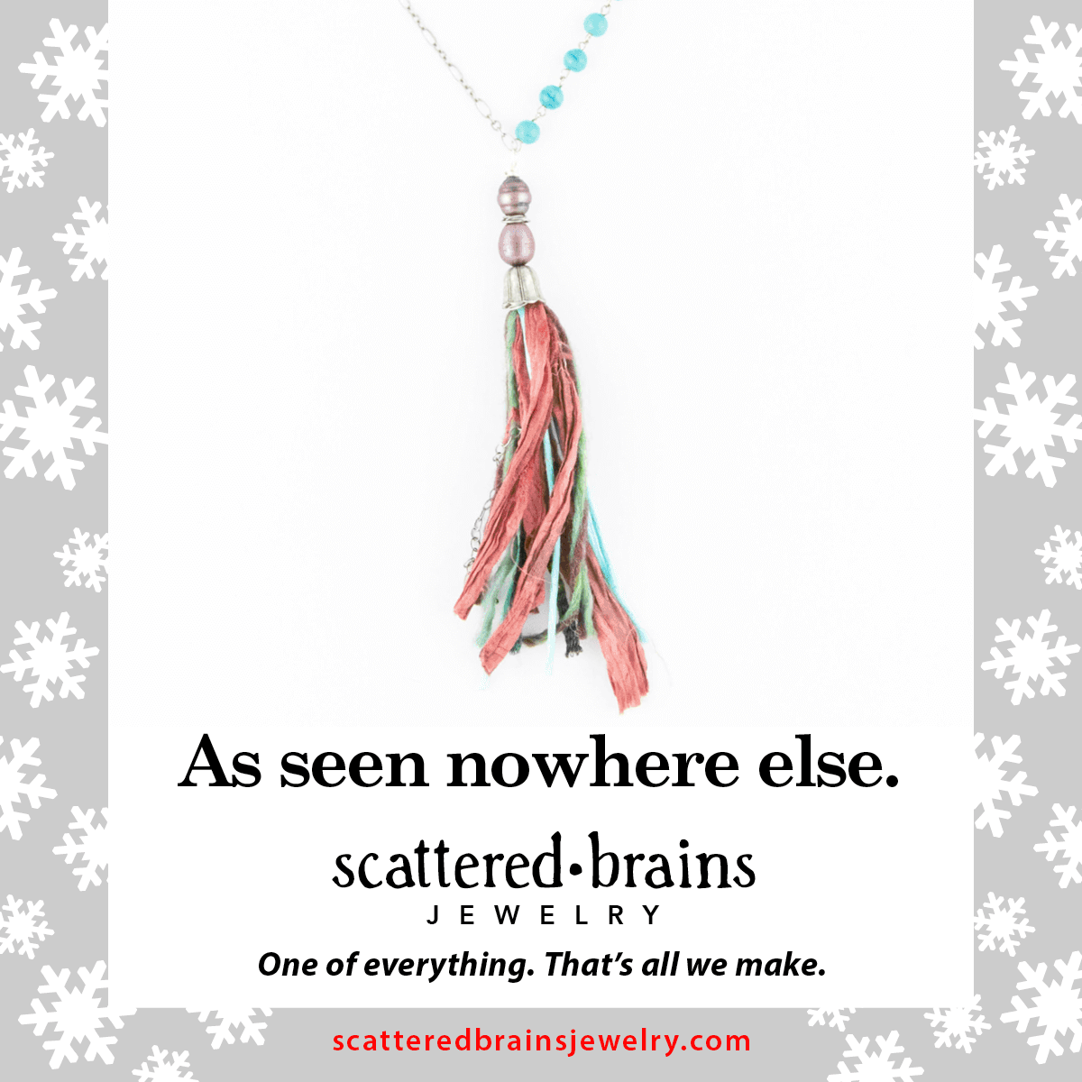 Scattered Brains Jewelry